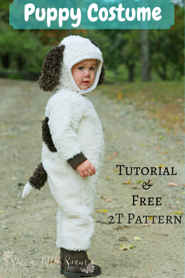Puppy Costume Free Pattern