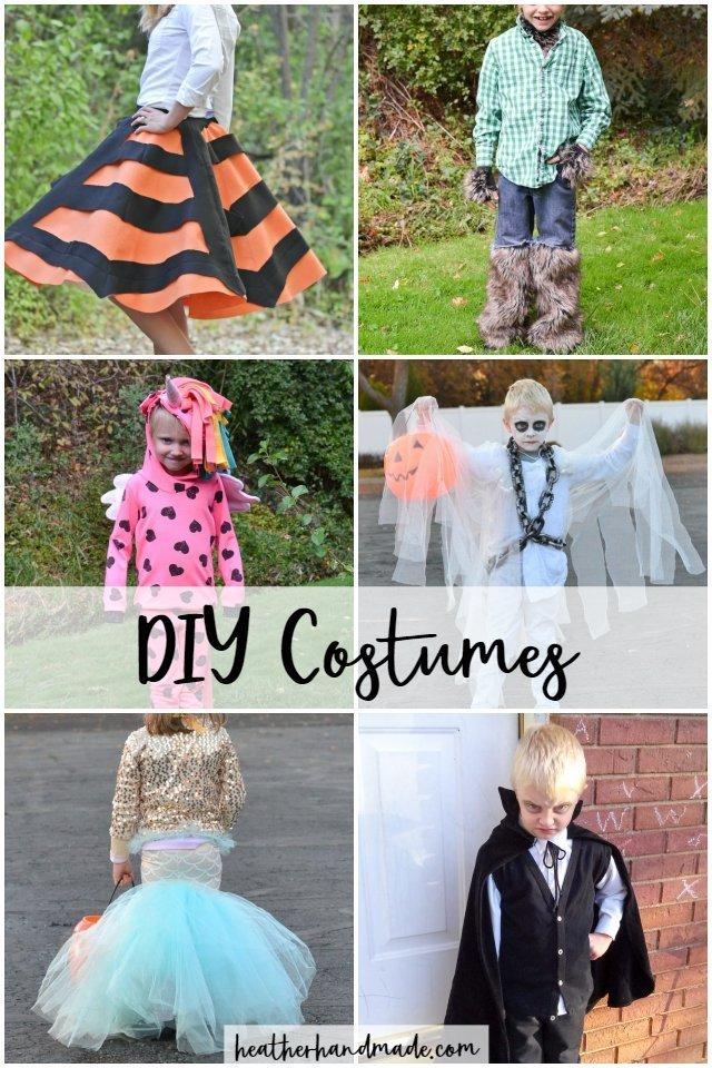 diy costumes
