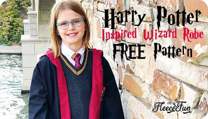 Harry Potter Robe Free Pattern