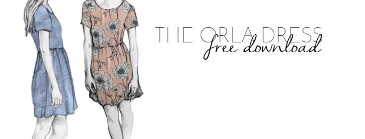 The Orla Dress - Free Pattern