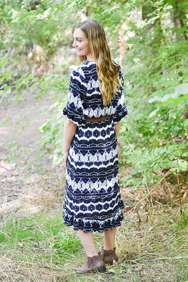 dress lengthen pattern