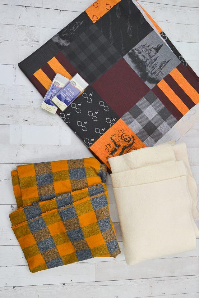 cheater quilt supplies
