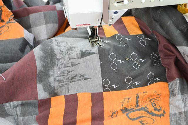 sew quilting stitches