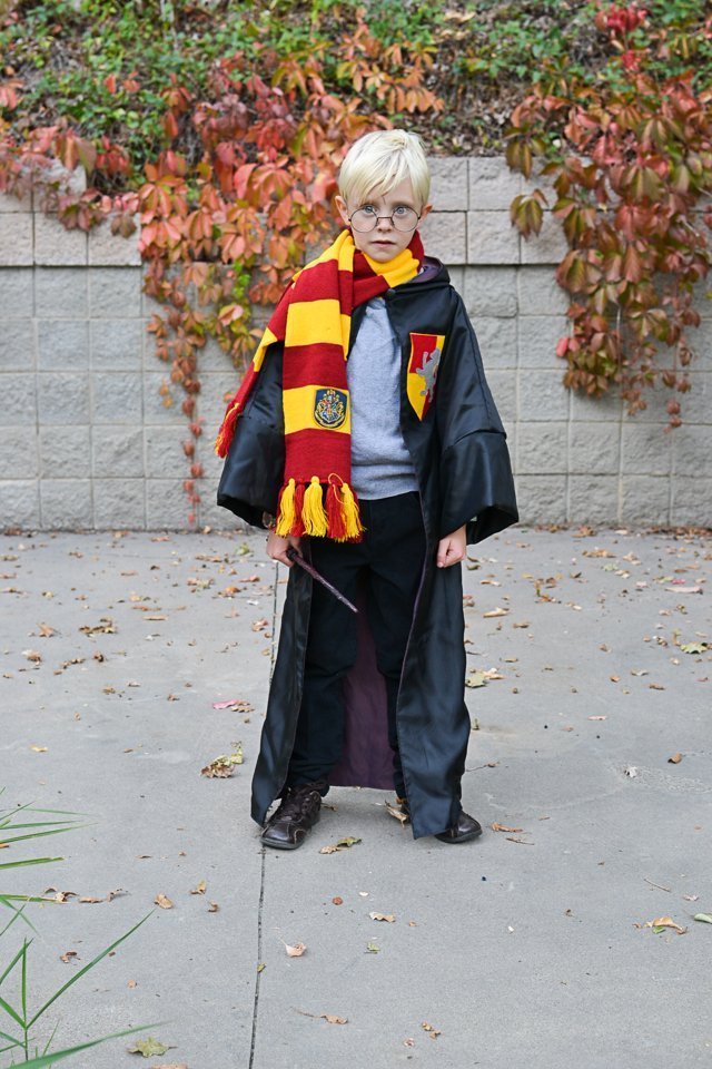 harry potter costume diy