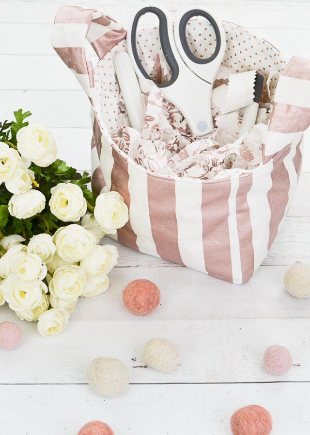 gift basket seamstress
