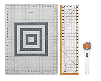 Rotary Cutter and Cutting Mat