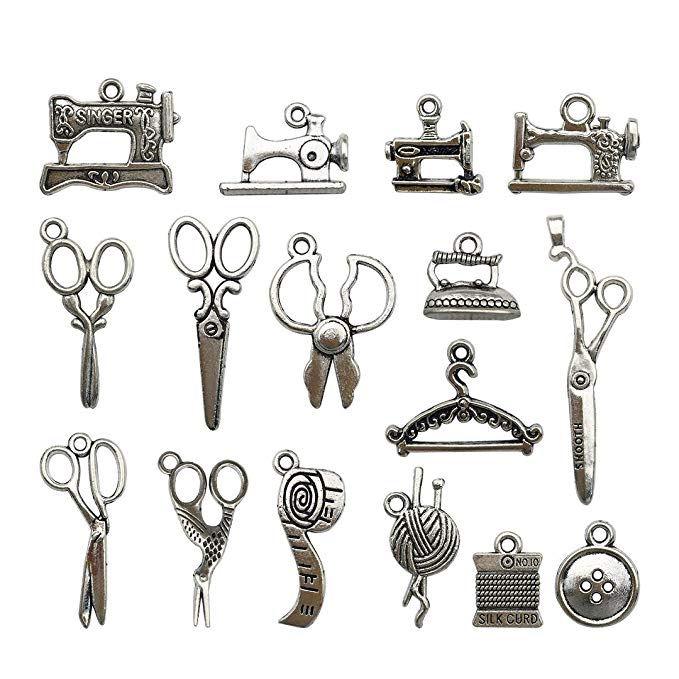 Sewing Charms Collection