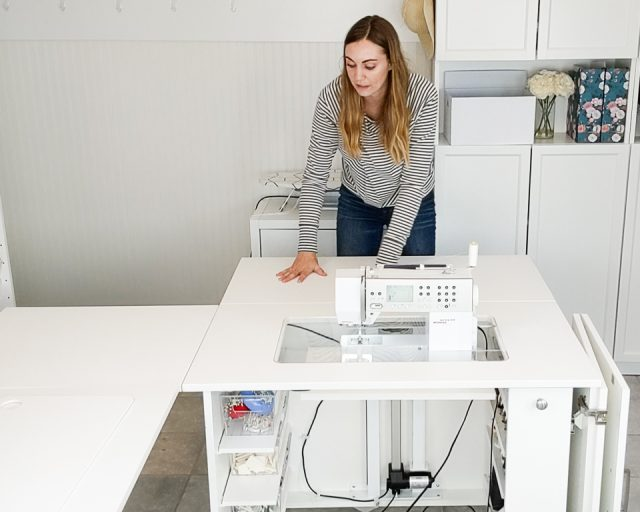 sew station sewing blogger