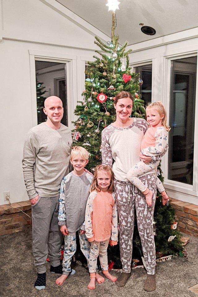 Handmade Christmas Pajamas 2019