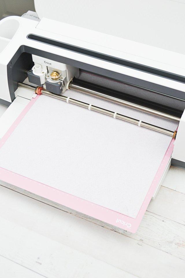 cricut maker iron-on vinyl