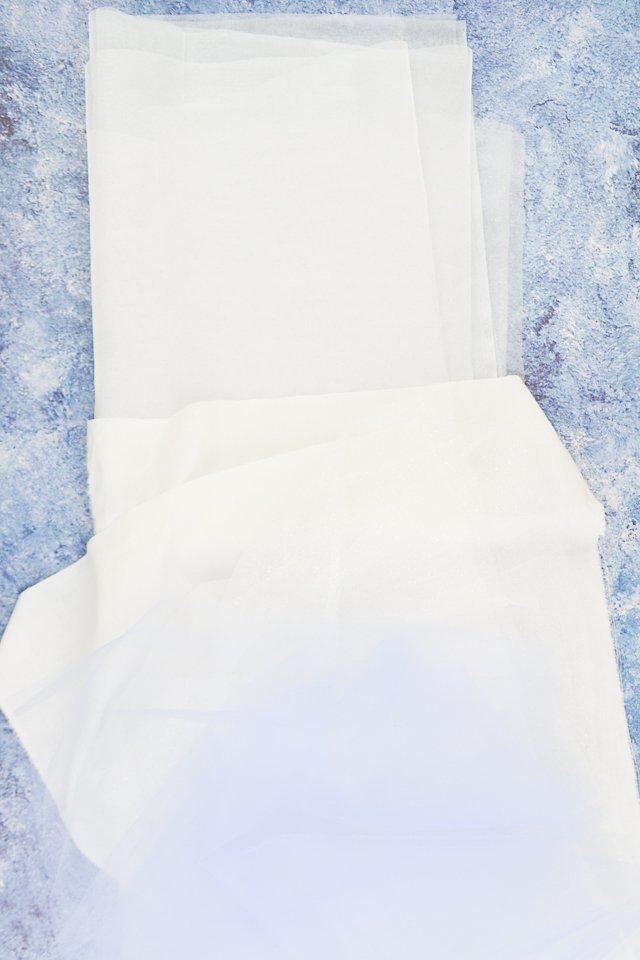 prepare skirt layers