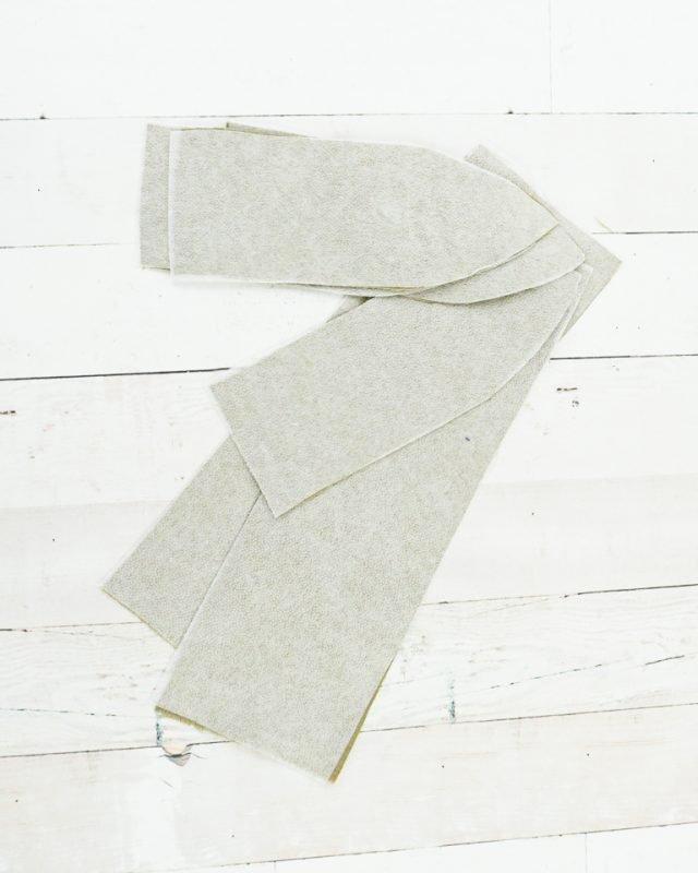 fuse interfacing to fabric