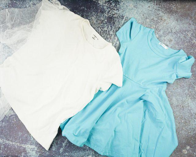 elsa dress supplies