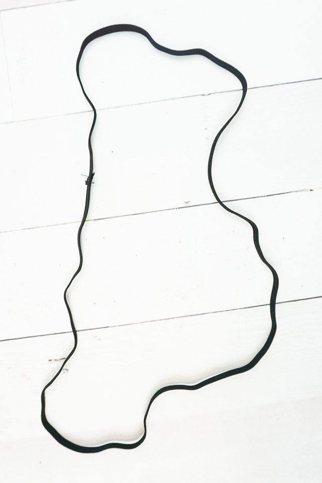 measure and cut elastic