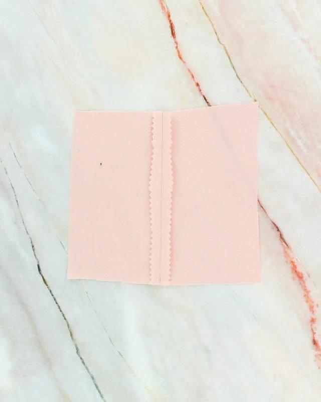 finish seam pinked
