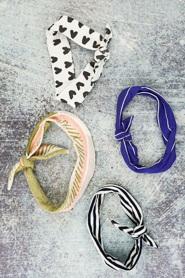 DIY Knit Headband Tutorial