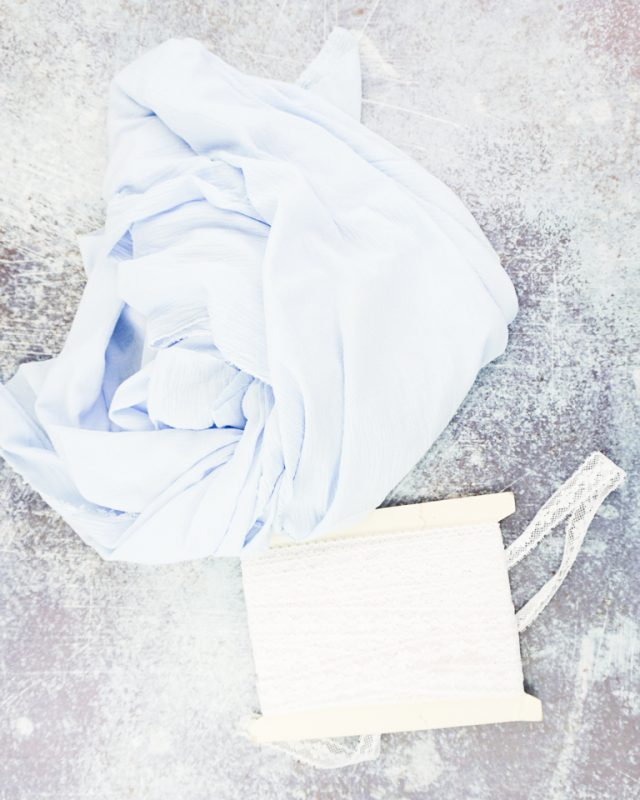 DIY Swimsuit Cover Up supplies