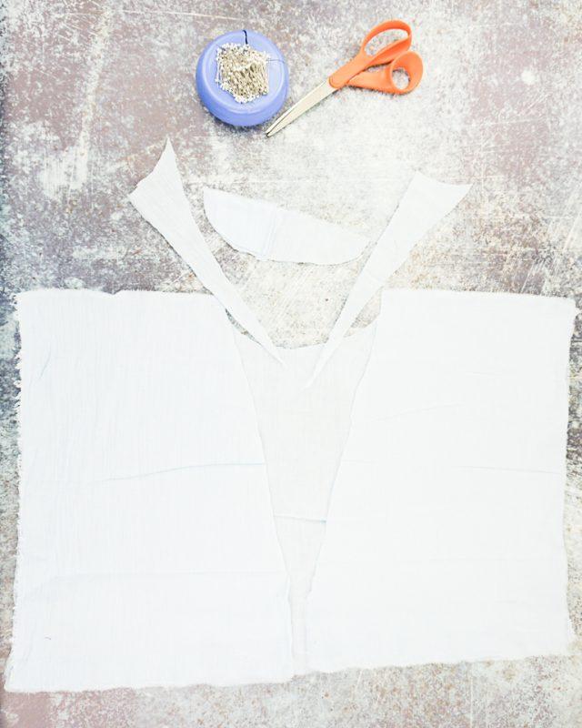 cut neckline