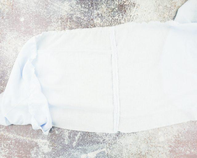 sew skirt
