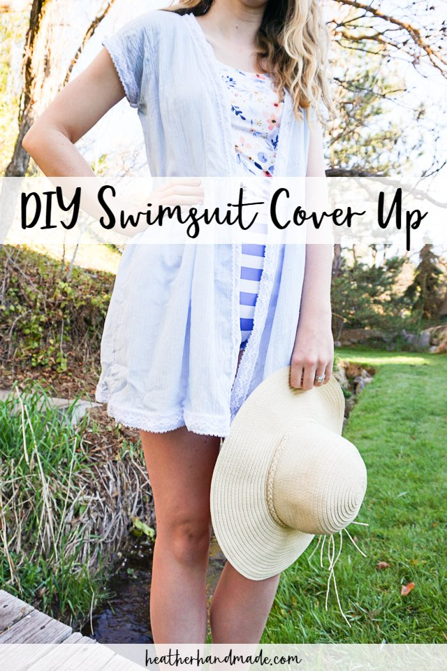 DIY Swimsuit Cover Up