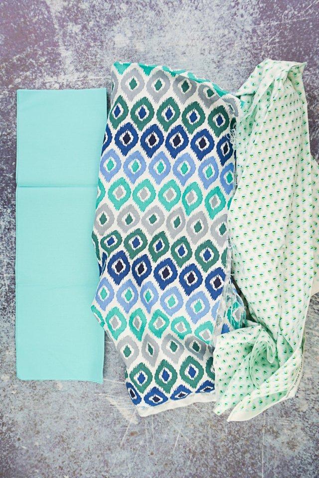DIY Tote Bag supplies