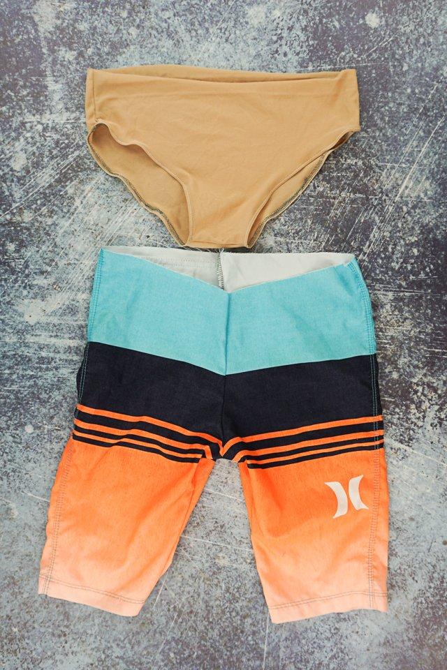 sew shorts sew liner