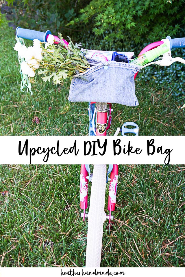 diy bike bag