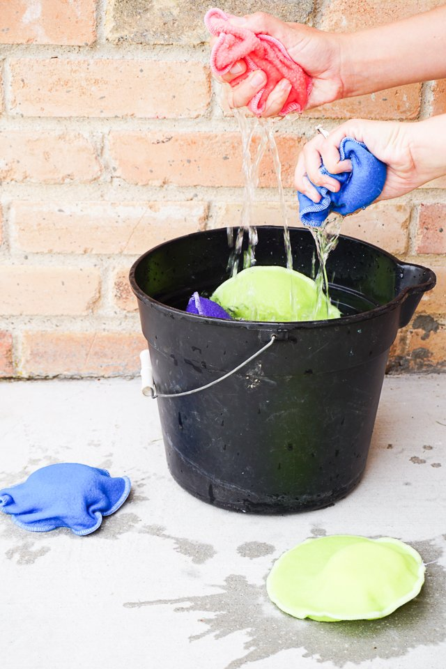 diy reusable water balloons