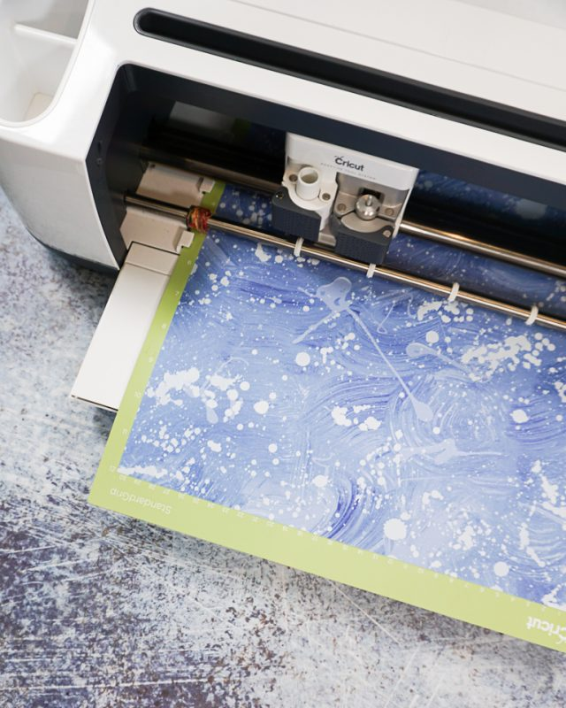 cricut maker cut out infusible ink transfer sheets
