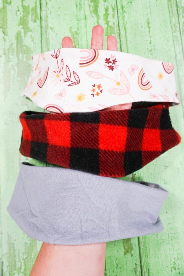 free ear warmer sewing pattern