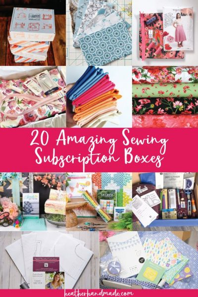 sewing subscription boxes