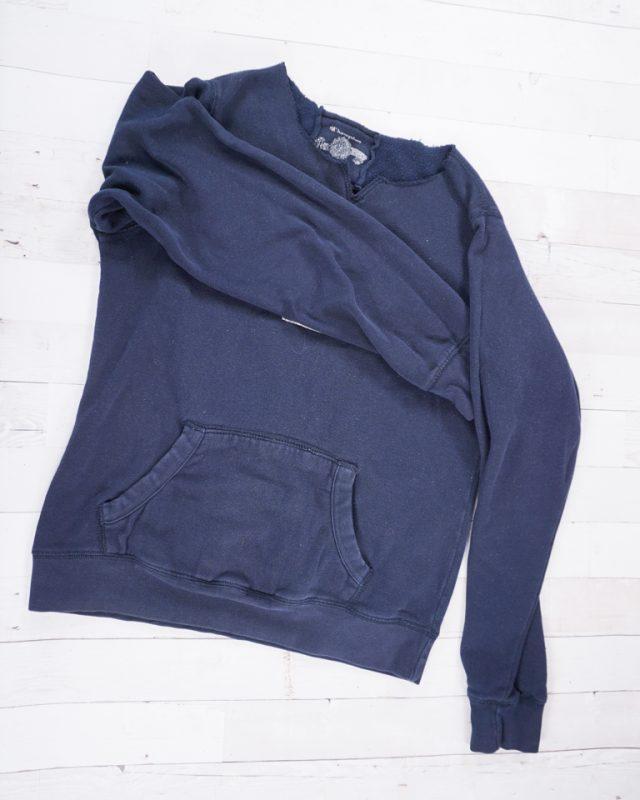 if the sweatshirt has a pocket