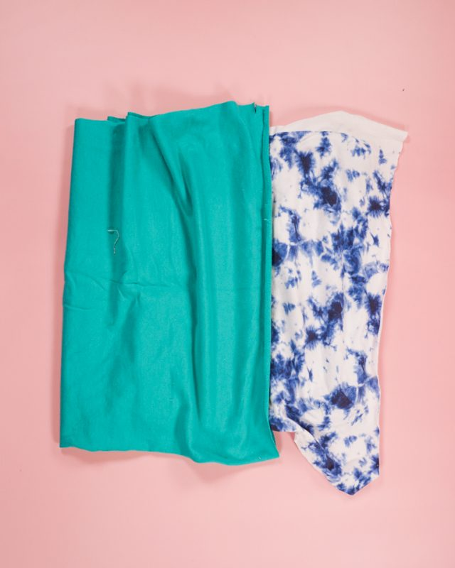 use cotton spandex fabric