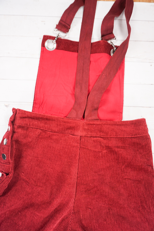 sew waistband onto pants