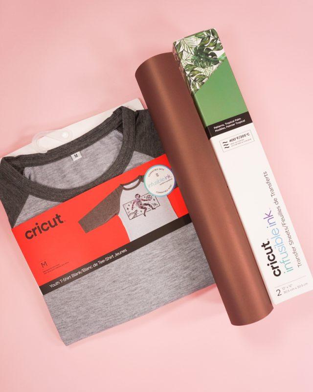 frond shirt supplies