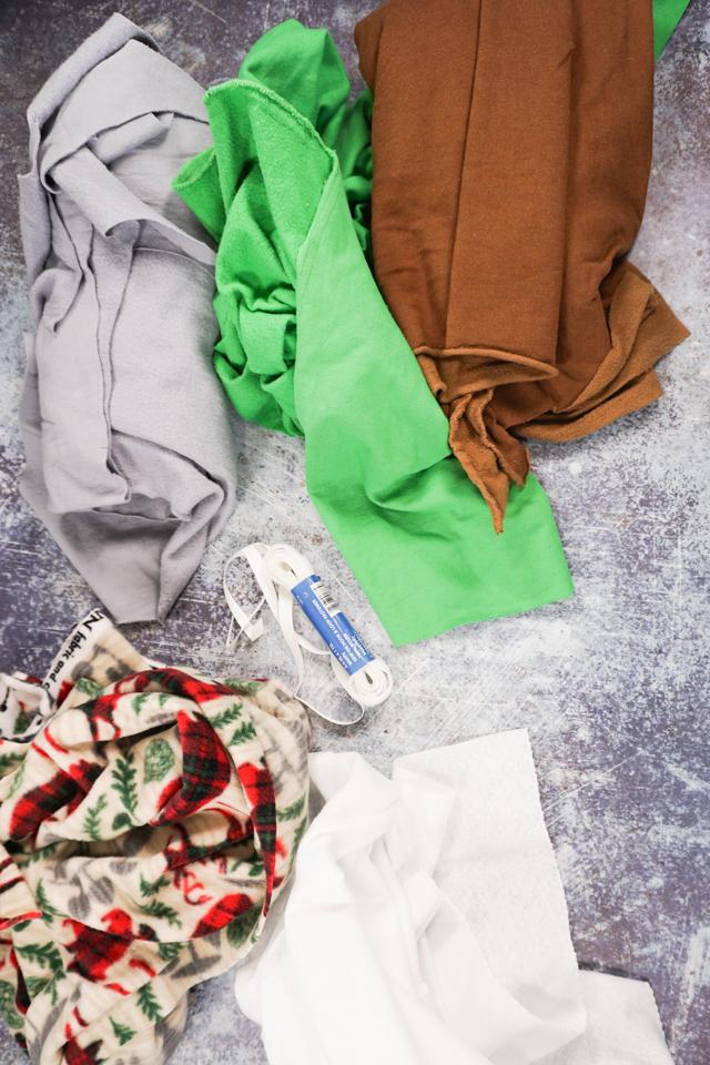 diy snuffle mat materials