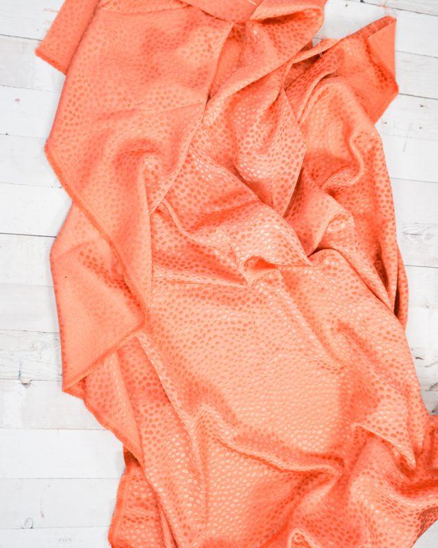 fabric for elastic waist skirt