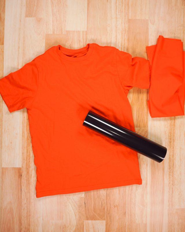 diy camp half blood t-shirt supplies