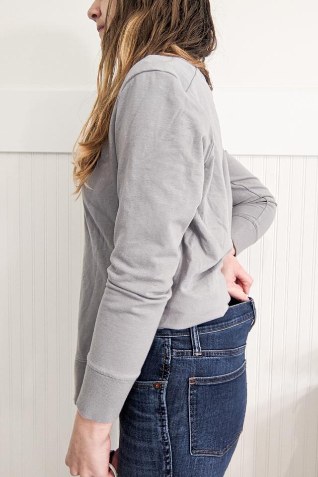 jean waist too big