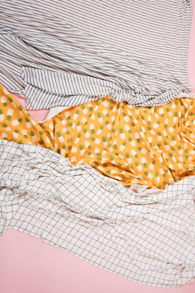 cotton spandex jersey knit