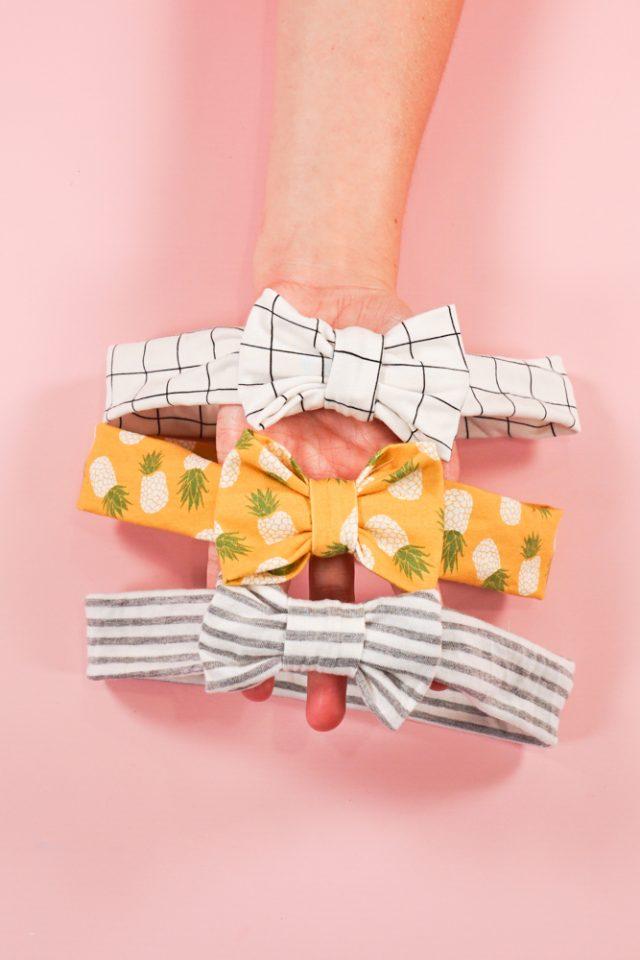 How to Make a Bow Headband