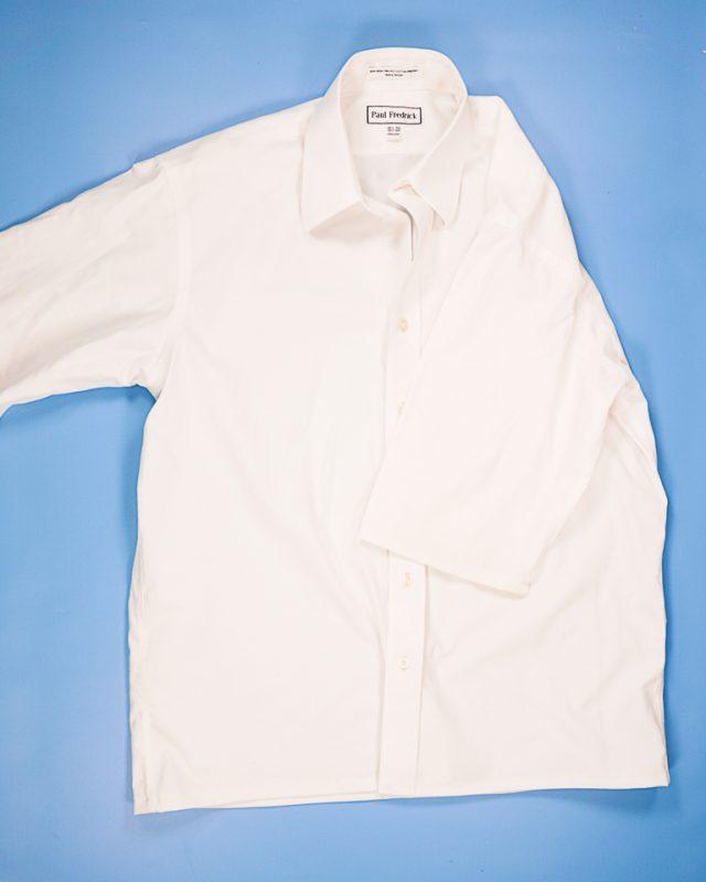 sew sleeve and shirt hems