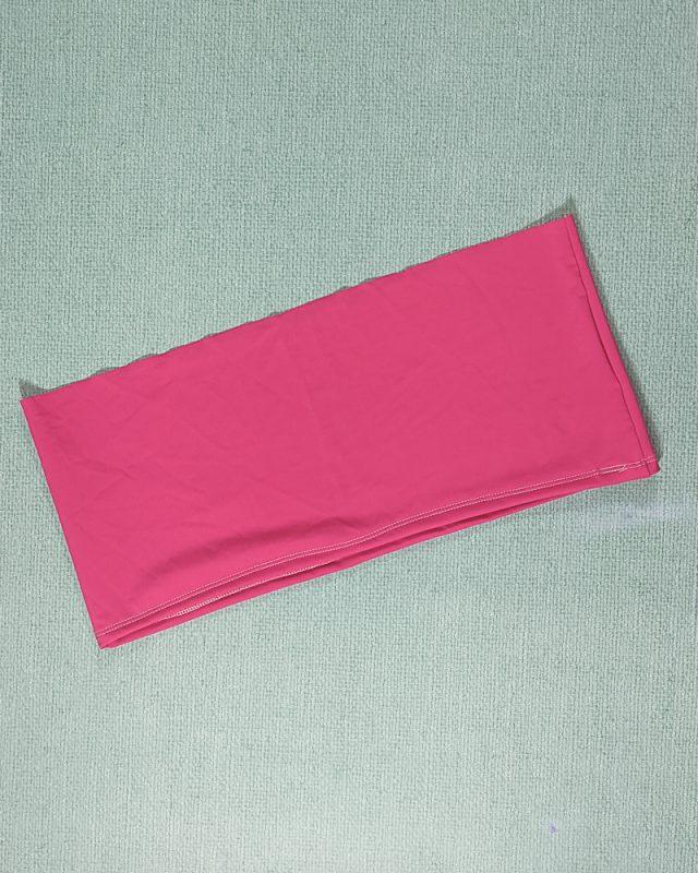 sew skirt and hem