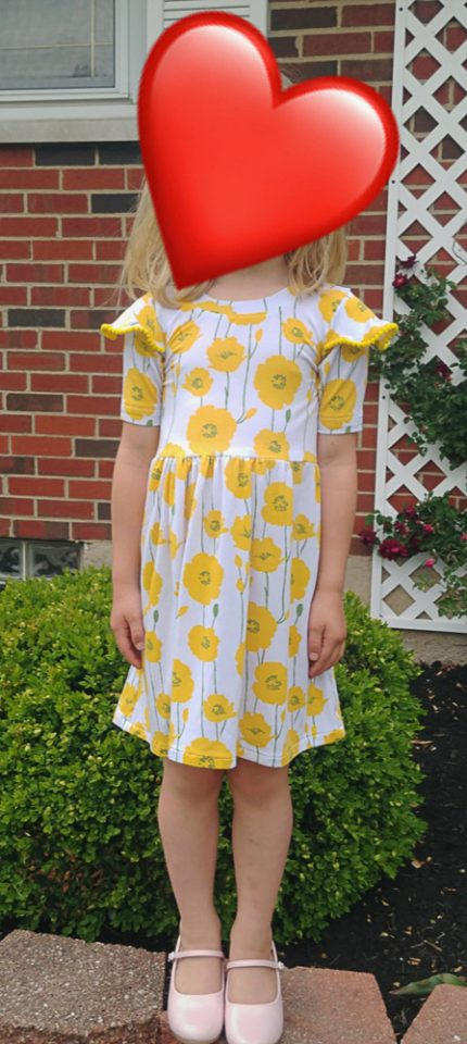 Babydoll Dress and Top Pattern Testers