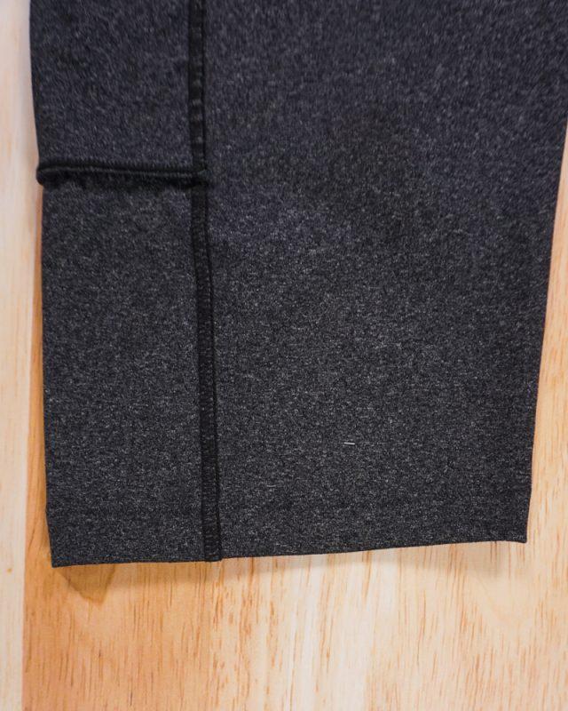 sew hem with zigzag