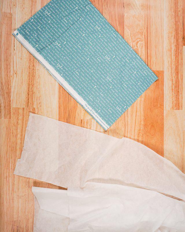 fabric and interfacing