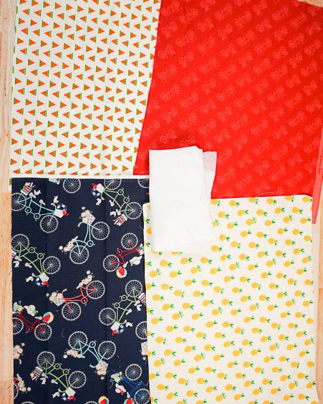 sew bookmark supplies