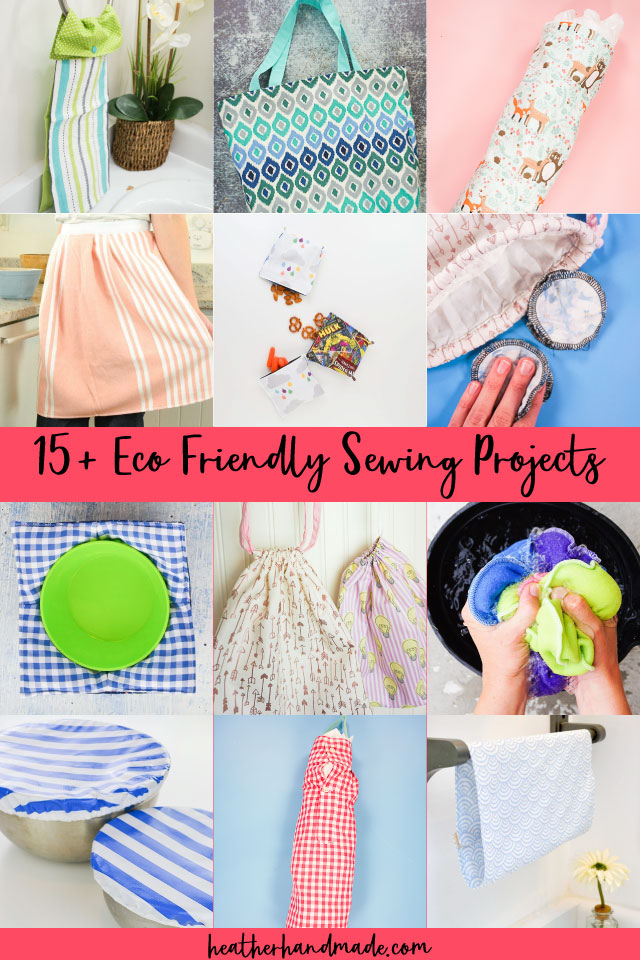 17 Eco Friendly Sewing Projects
