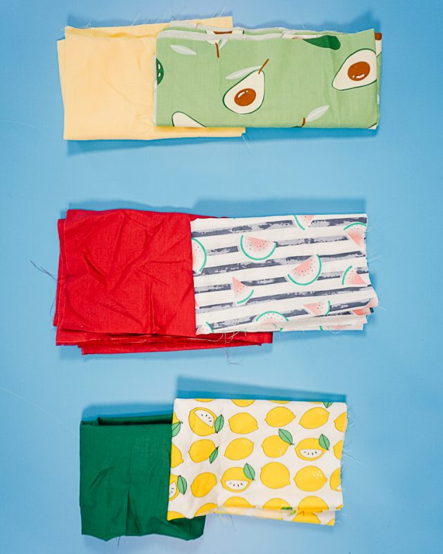 quilting cotton food fabric