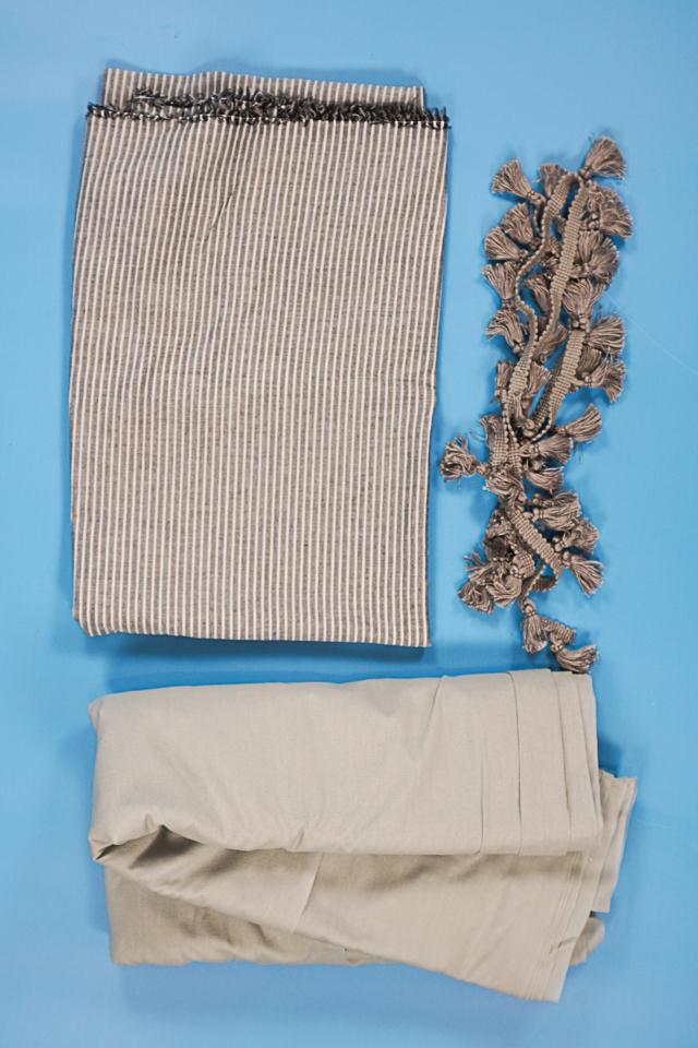 Sew a Table Runner supplies